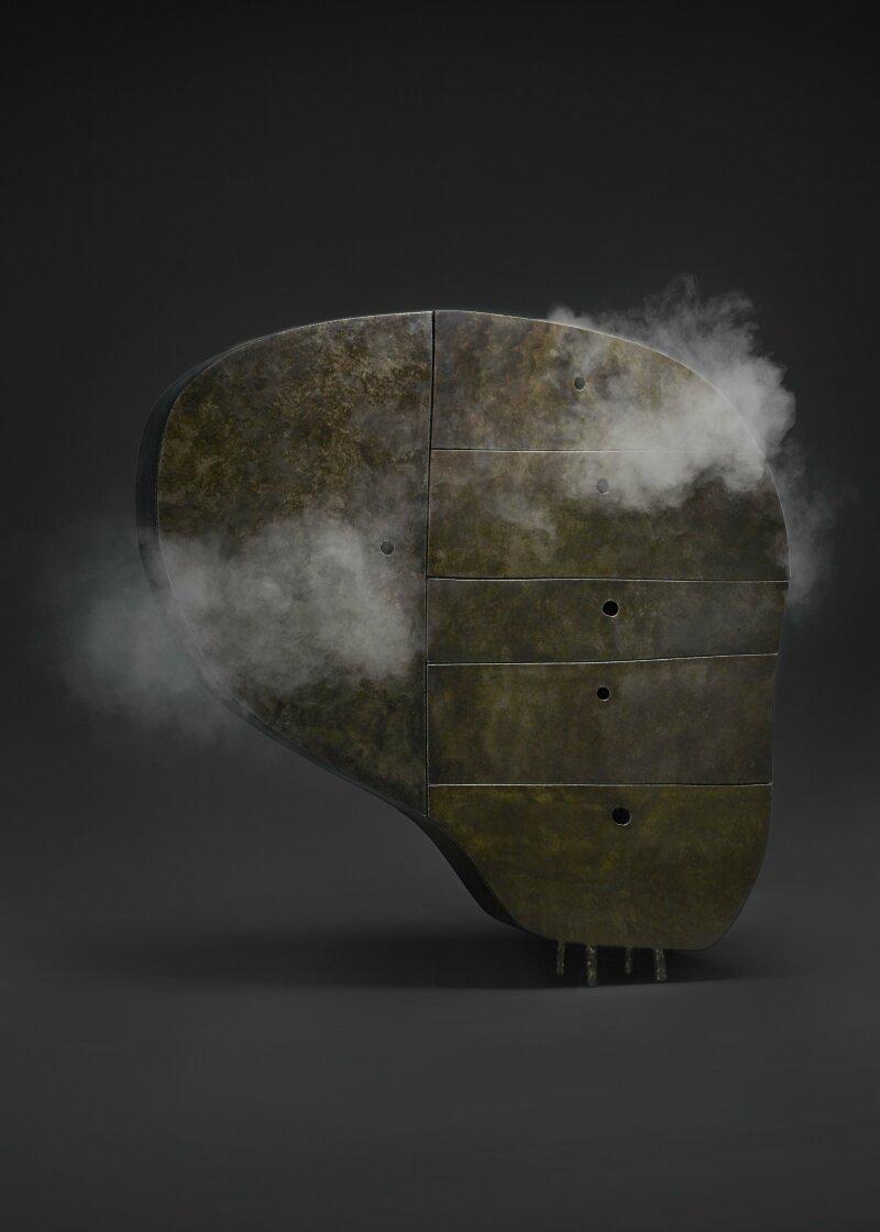 Maarten Baas, Close Parity, 2016, Prototype, photo Erwin Olaf.