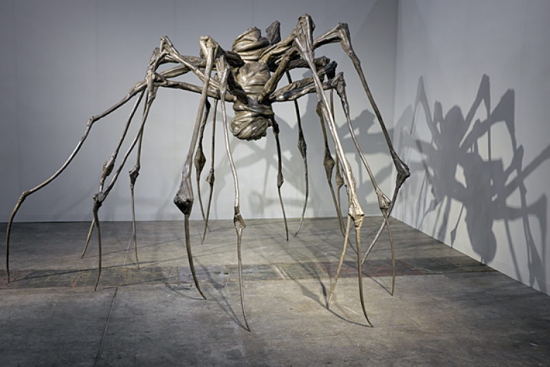 Louise Bourgeois: Spider Couple