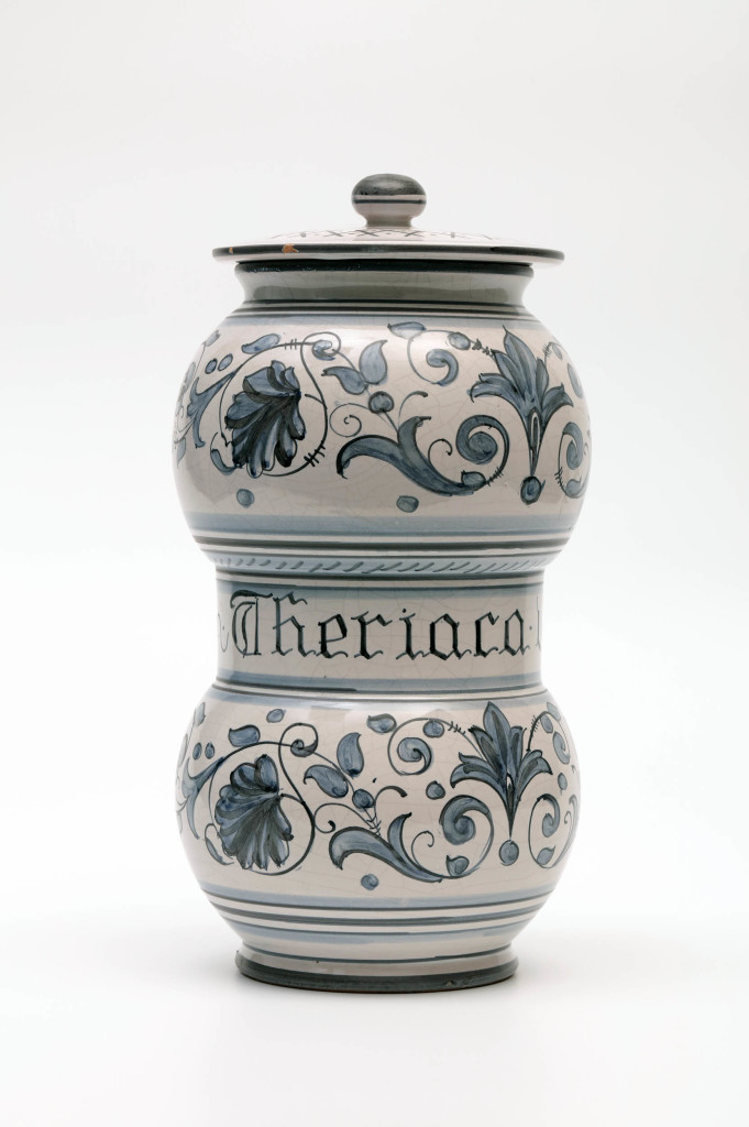 Pot à thériaque