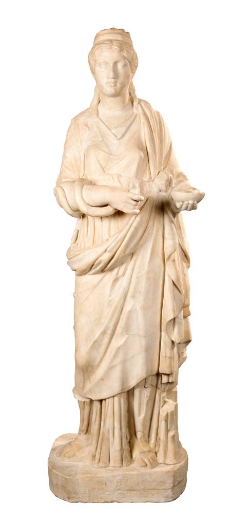 Statue d'Hygie
