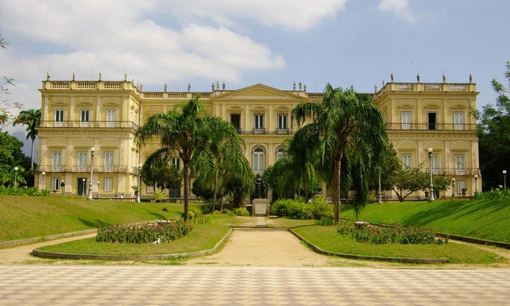 Musée National, Brésil (c) Alamy