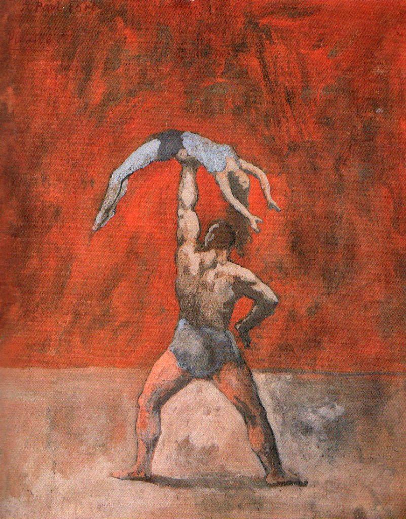Pablo Picasso, Circus