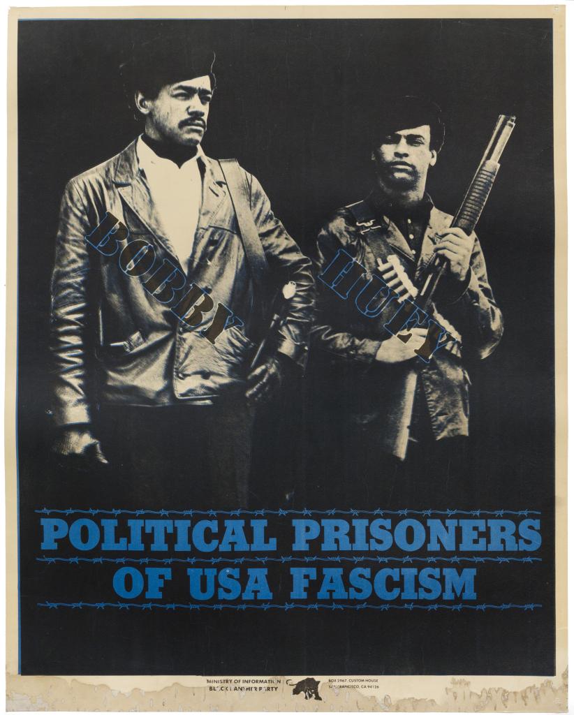 Political prisoners of USA fascism