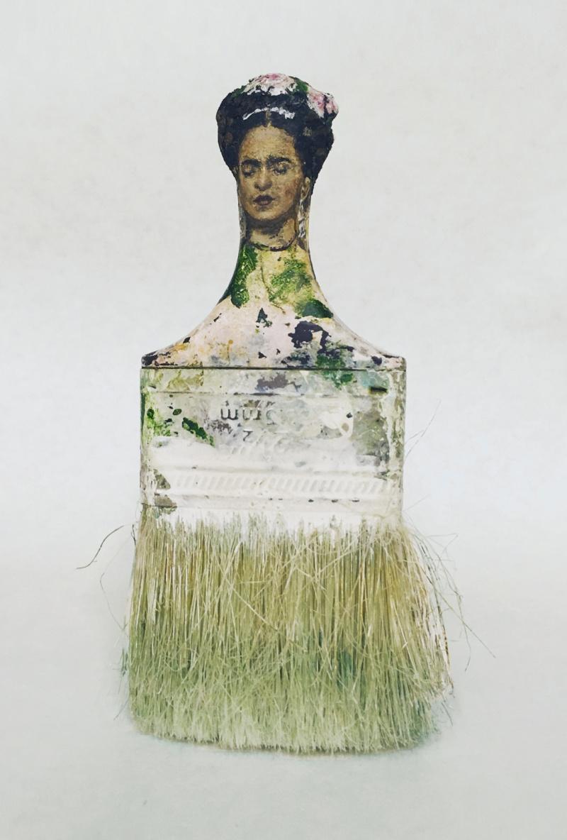 Rebecca Szeto, Frida Kahlo, 2017