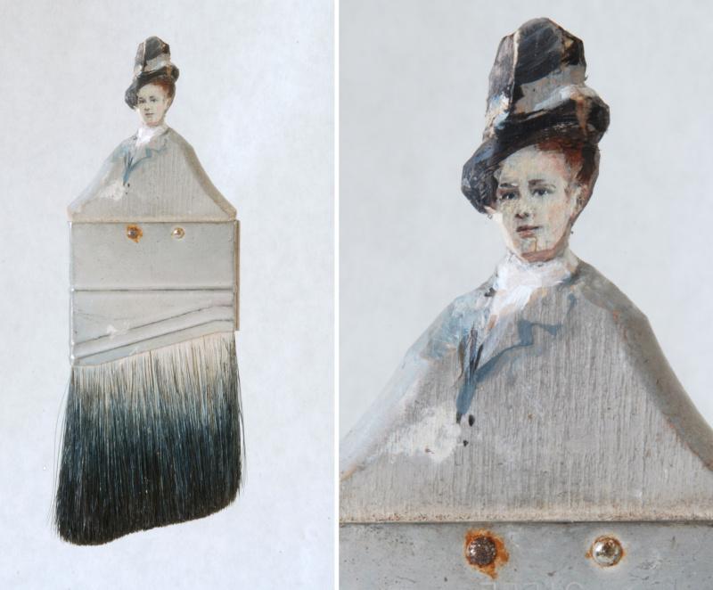 Rebecca Szeto, La Jeune Camille, 2015