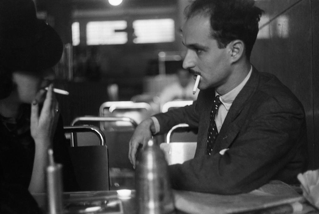 Rosenthal, Couple dans un bar