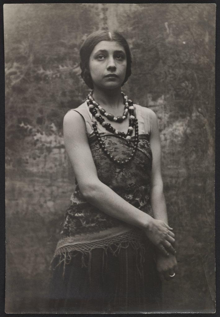 La Roumaine. Madame Fainsilber