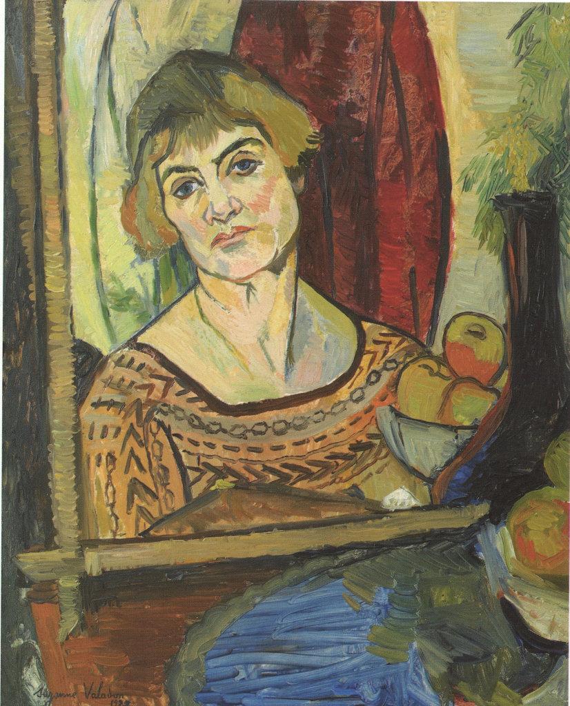 Suzanne Valadon, Autoportrait, 1927