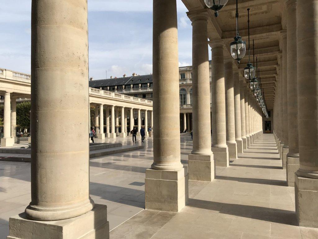 Vue de Carré Latin 2018 - Palais Royal (1)