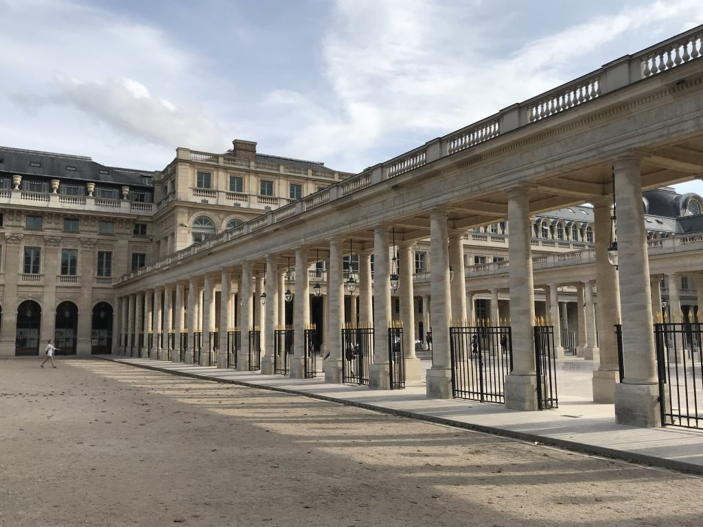 Vue de Carré Latin 2018 - Palais Royal (11)