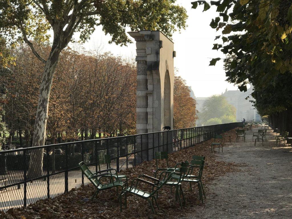 Vue de la FIAC Hors les Murs, Jardin des Tuileries (19)
