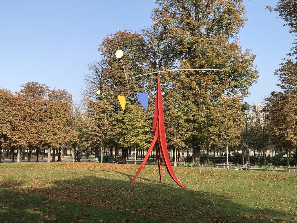 Vue de la FIAC Hors les Murs, Jardin des Tuileries (7)