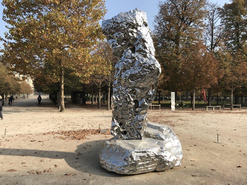 Vue de la FIAC Hors les Murs, Jardin des Tuileries (8)