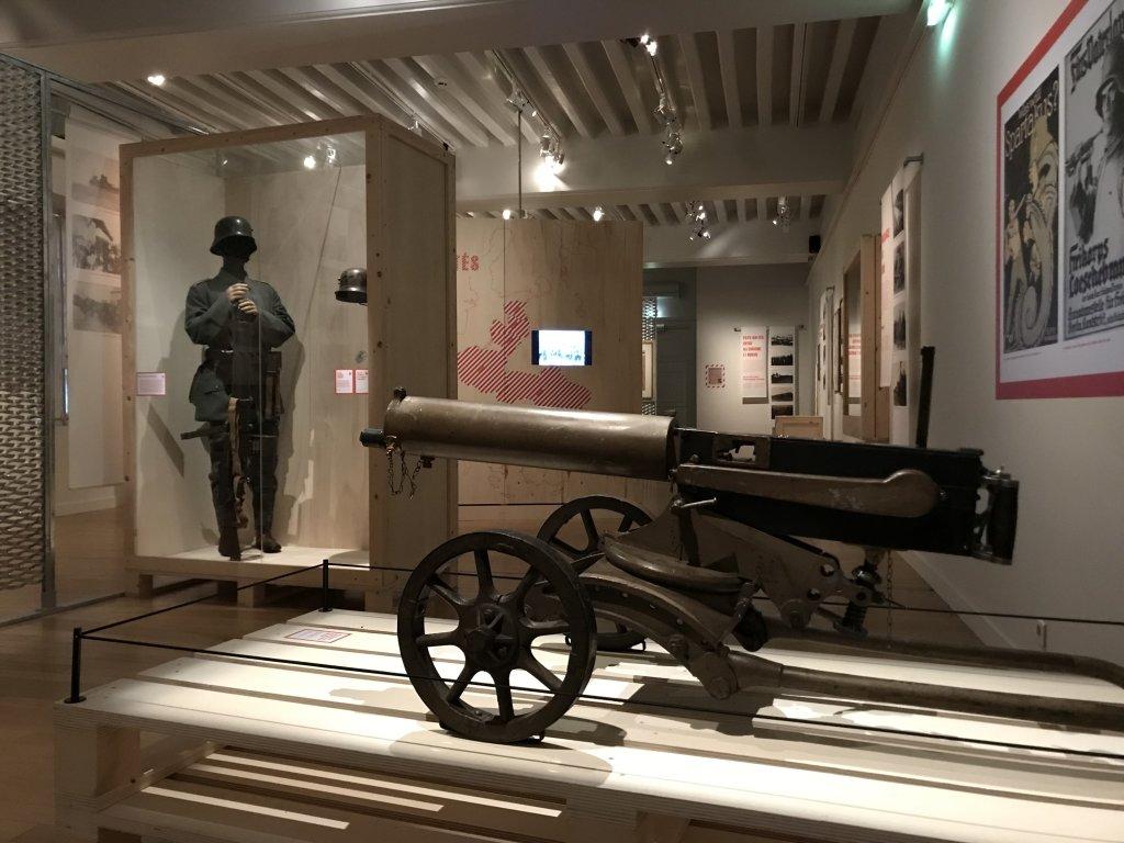 Vue de l'exposition A l'Est, guerre sans fin - Musée de l'Armée (13)