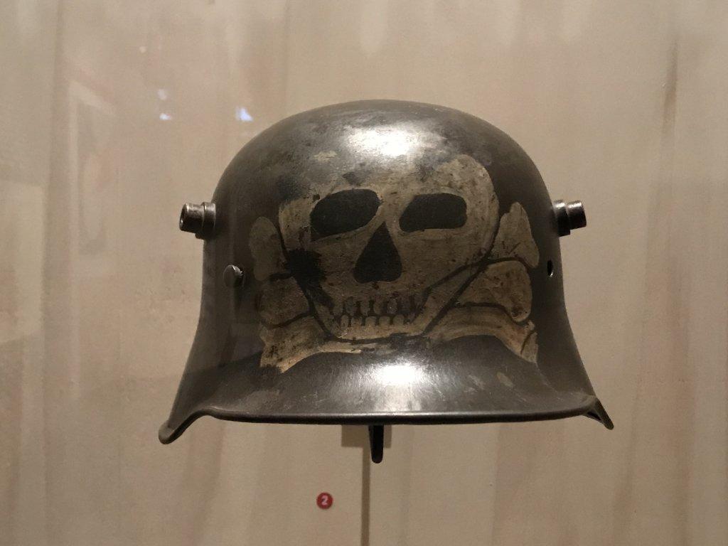 Vue de l'exposition A l'Est, guerre sans fin - Musée de l'Armée (15)