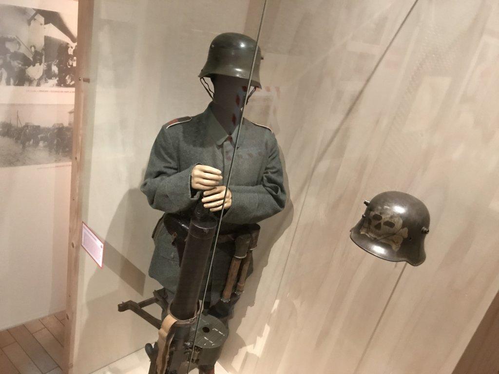 Vue de l'exposition A l'Est, guerre sans fin - Musée de l'Armée (16)