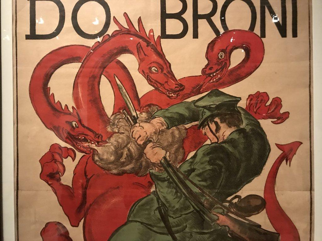 Vue de l'exposition A l'Est, guerre sans fin - Musée de l'Armée (21)