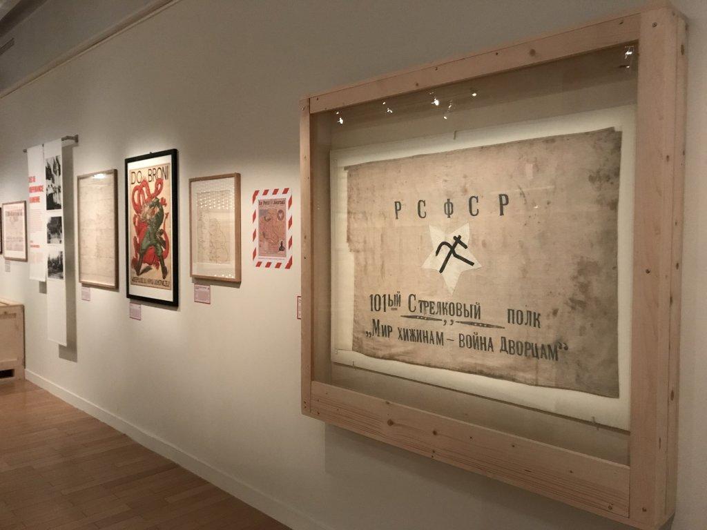 Vue de l'exposition A l'Est, guerre sans fin - Musée de l'Armée (23)