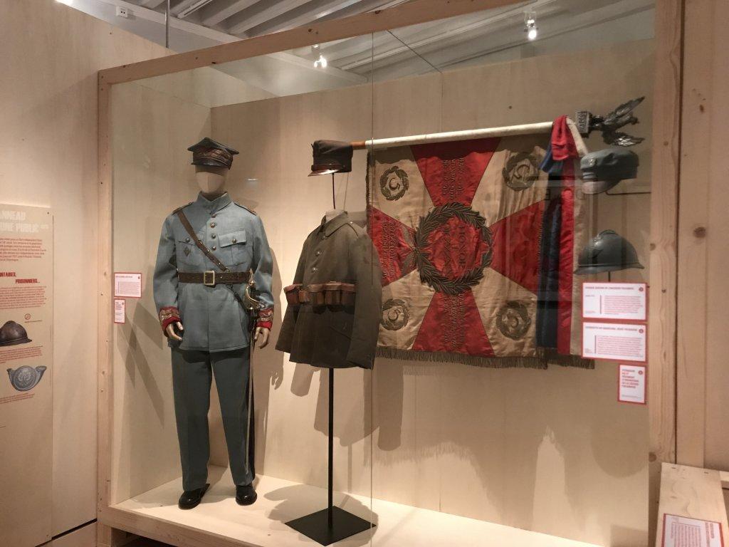 Vue de l'exposition A l'Est, guerre sans fin - Musée de l'Armée (25)