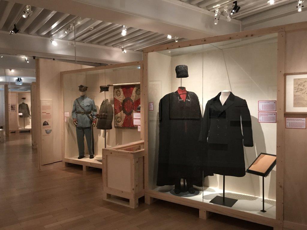 Vue de l'exposition A l'Est, guerre sans fin - Musée de l'Armée (27)