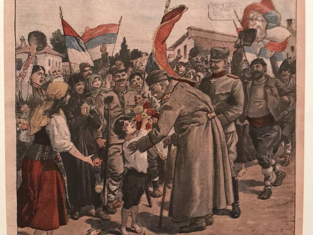 Vue de l'exposition A l'Est, guerre sans fin - Musée de l'Armée (3)