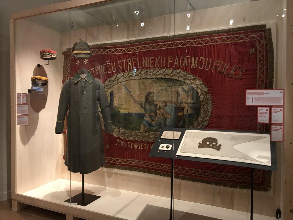 Vue de l'exposition A l'Est, guerre sans fin - Musée de l'Armée (30)