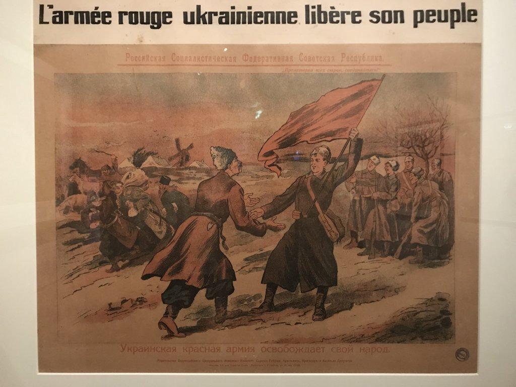 Vue de l'exposition A l'Est, guerre sans fin - Musée de l'Armée (32)