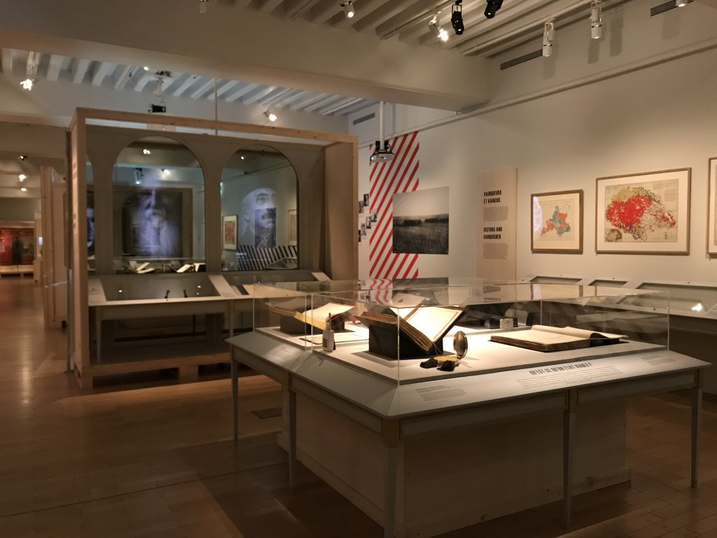 Vue de l'exposition A l'Est, guerre sans fin - Musée de l'Armée (38)