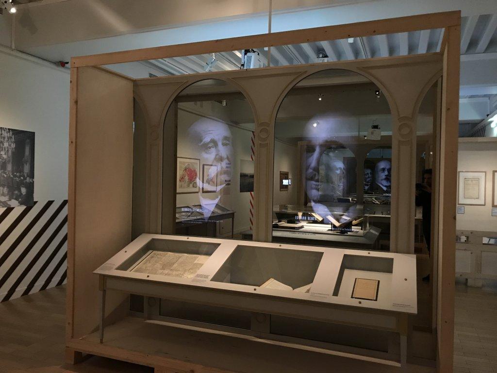 Vue de l'exposition A l'Est, guerre sans fin - Musée de l'Armée (40)