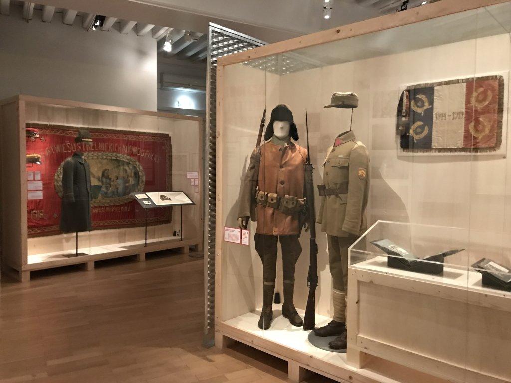 Vue de l'exposition A l'Est, guerre sans fin - Musée de l'Armée (41)