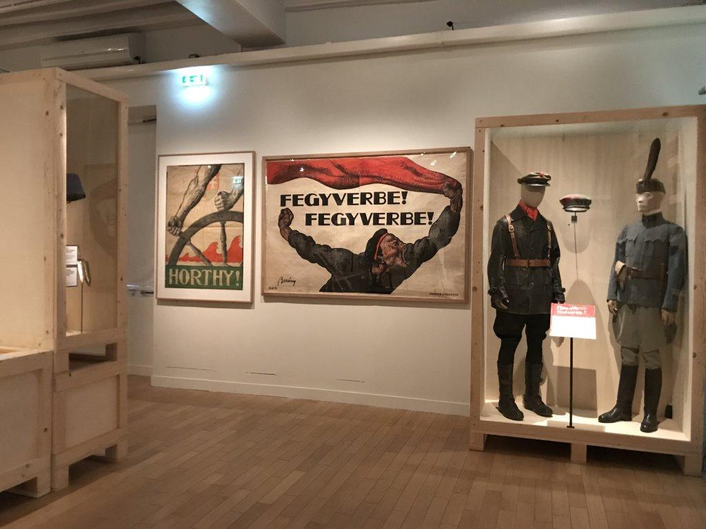 Vue de l'exposition A l'Est, guerre sans fin - Musée de l'Armée (46)