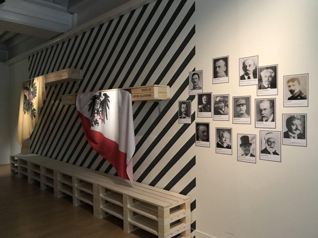 Vue de l'exposition A l'Est, guerre sans fin - Musée de l'Armée (5)