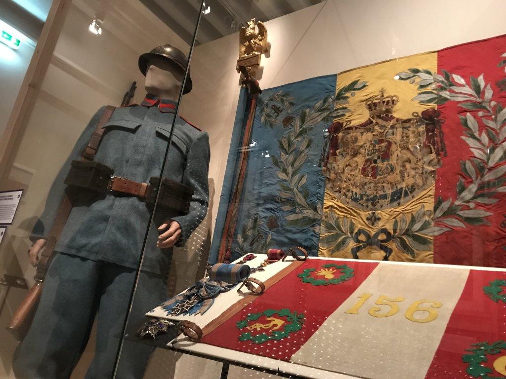 Vue de l'exposition A l'Est, guerre sans fin - Musée de l'Armée (53)