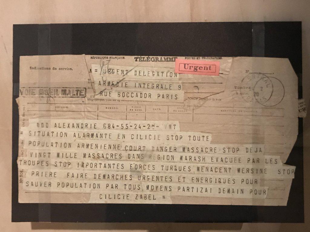 Vue de l'exposition A l'Est, guerre sans fin - Musée de l'Armée (65)