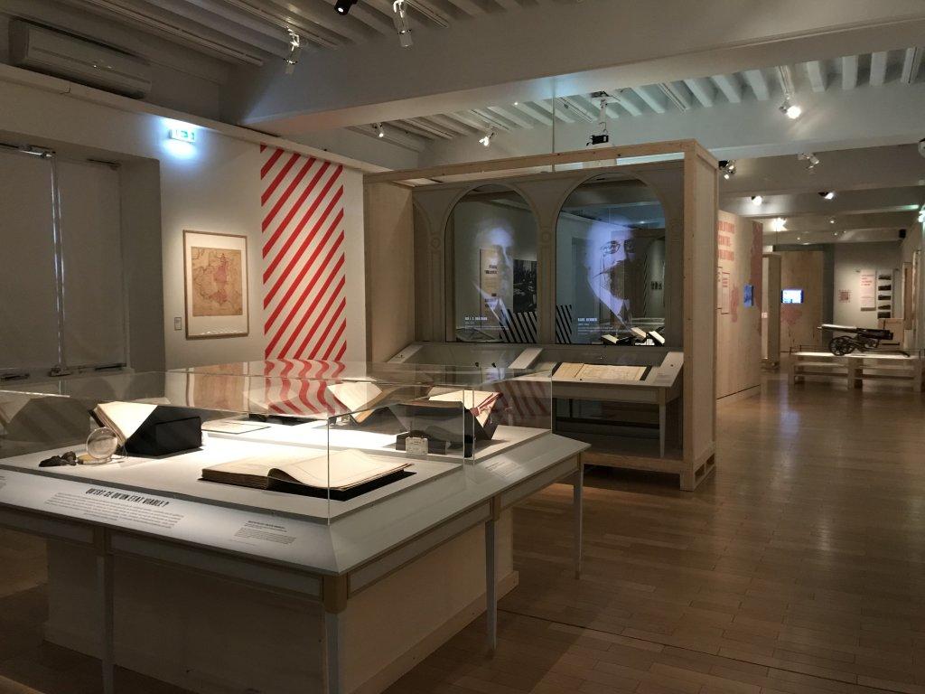 Vue de l'exposition A l'Est, guerre sans fin - Musée de l'Armée (9)
