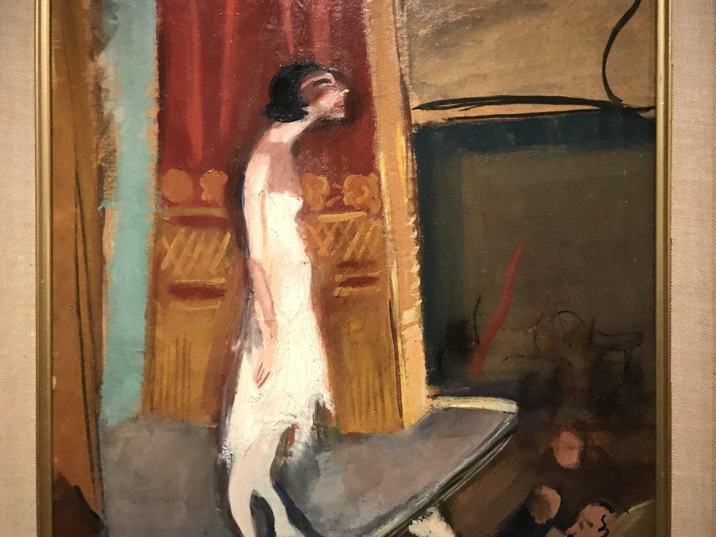Vue de l'exposition Artistes à Montmartre, Ateliers et lieux mythiques - Musée de Montmartre (16)