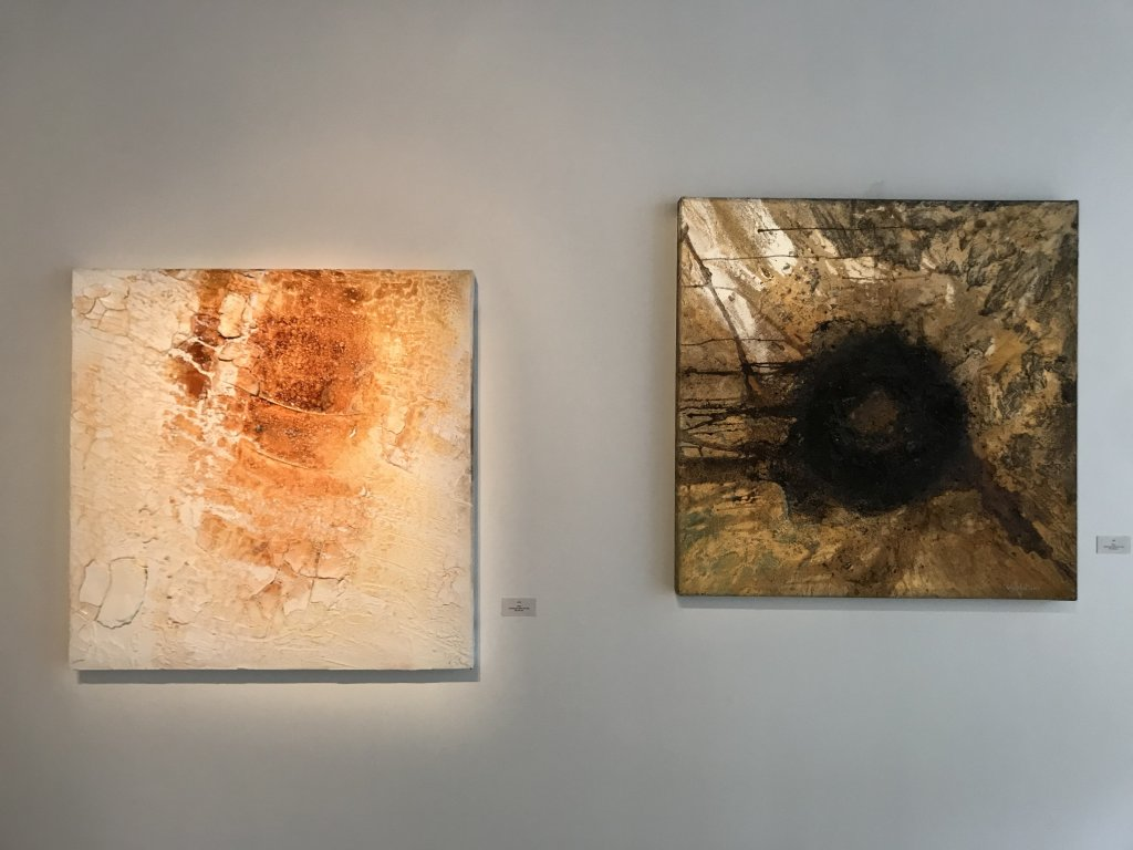 Vue de l'exposition Carsten Westphal et Afranio Fonseca - Galerie Minsky (13)