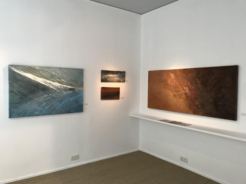 Vue de l'exposition Carsten Westphal et Afranio Fonseca - Galerie Minsky (20)