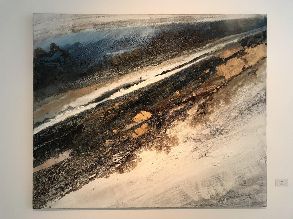 Vue de l'exposition Carsten Westphal et Afranio Fonseca - Galerie Minsky (25)