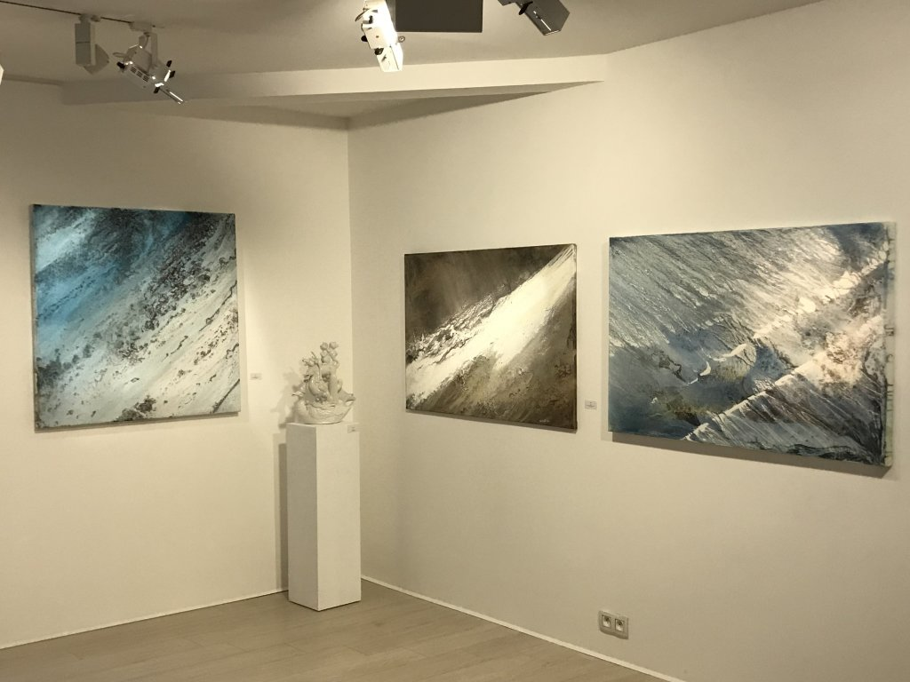 Vue de l'exposition Carsten Westphal et Afranio Fonseca - Galerie Minsky (32)