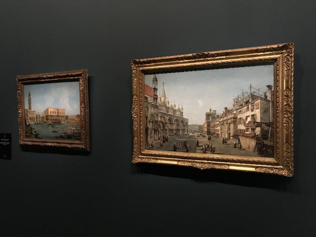 Vue de l'exposition Eblouissante Venise, les arts et l'Europe au XVIIIe siècle - Grand Palais (17)