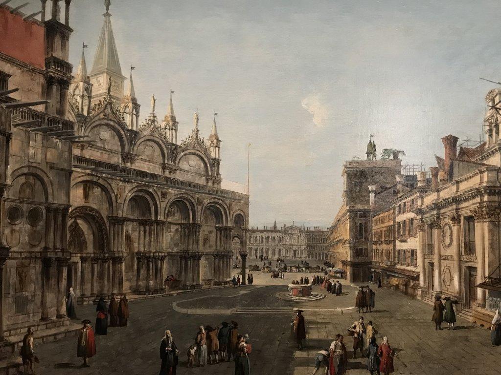Vue de l'exposition Eblouissante Venise, les arts et l'Europe au XVIIIe siècle - Grand Palais (18)
