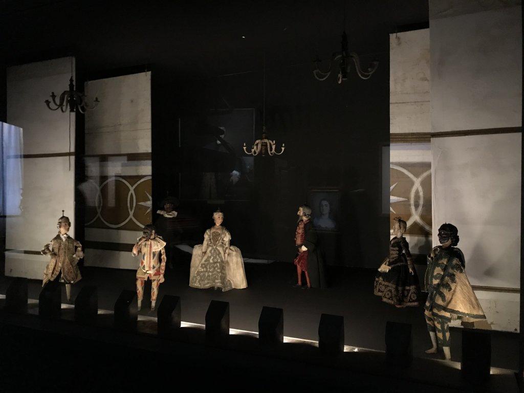 Vue de l'exposition Eblouissante Venise, les arts et l'Europe au XVIIIe siècle - Grand Palais (19)