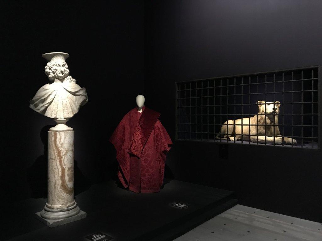 Vue de l'exposition Eblouissante Venise, les arts et l'Europe au XVIIIe siècle - Grand Palais (2)