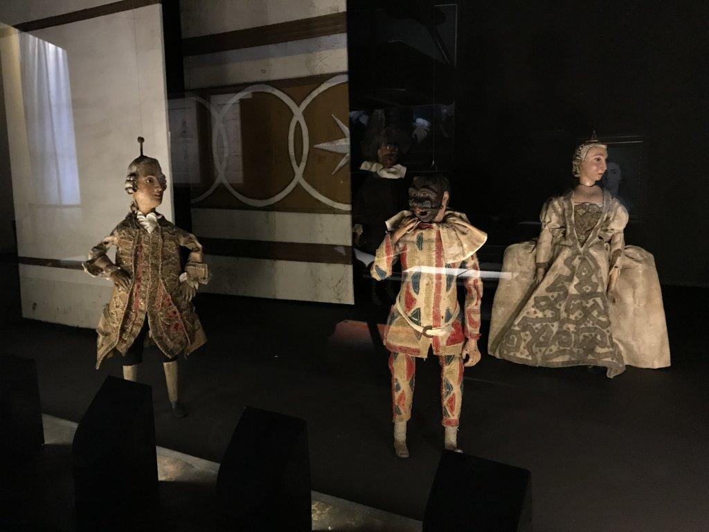 Vue de l'exposition Eblouissante Venise, les arts et l'Europe au XVIIIe siècle - Grand Palais (20)