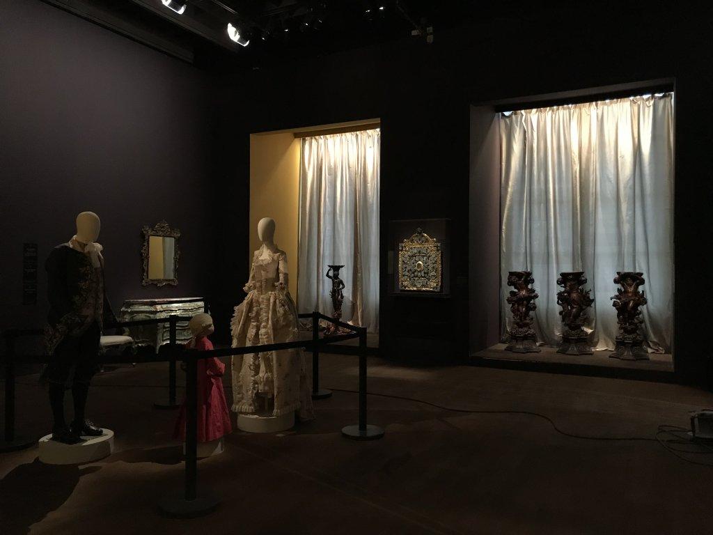 Vue de l'exposition Eblouissante Venise, les arts et l'Europe au XVIIIe siècle - Grand Palais (22)