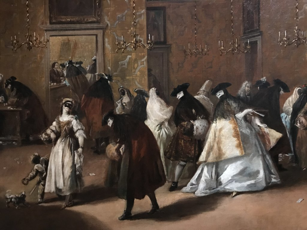 Vue de l'exposition Eblouissante Venise, les arts et l'Europe au XVIIIe siècle - Grand Palais (23)