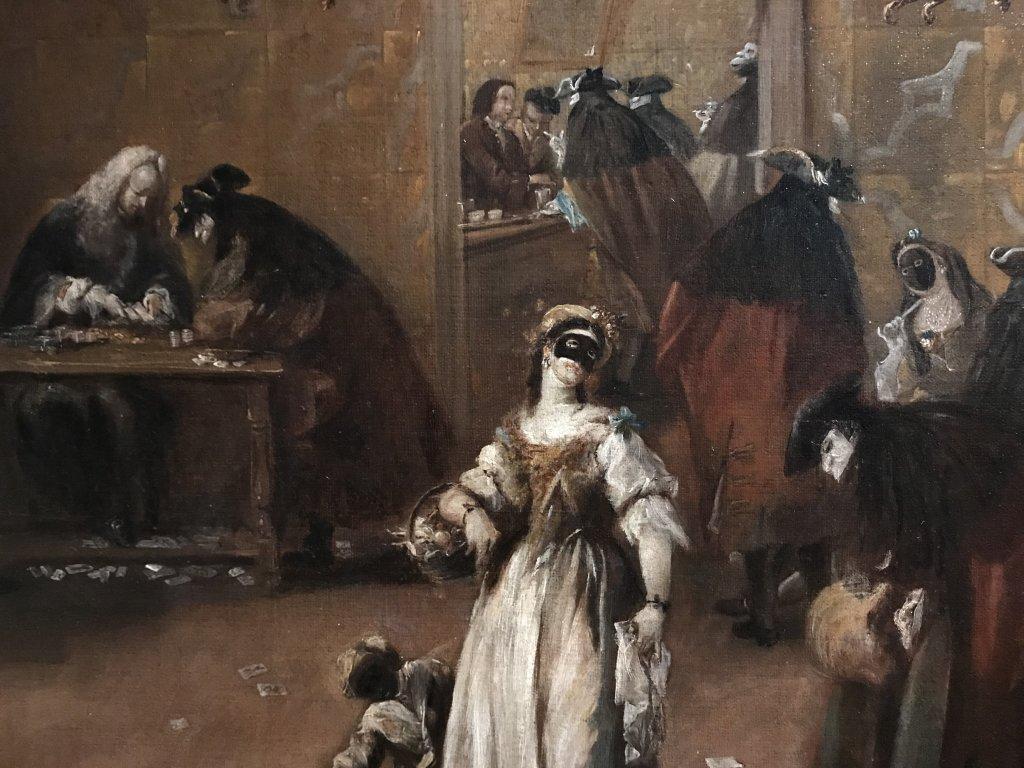 Vue de l'exposition Eblouissante Venise, les arts et l'Europe au XVIIIe siècle - Grand Palais (24)
