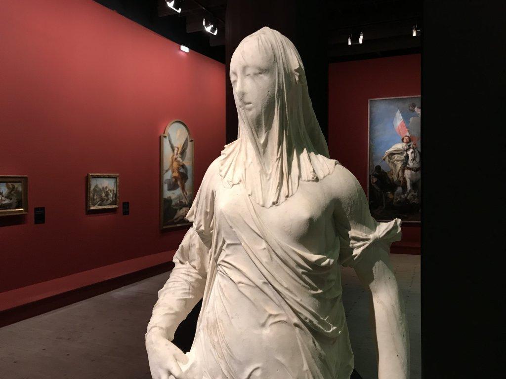 Vue de l'exposition Eblouissante Venise, les arts et l'Europe au XVIIIe siècle - Grand Palais (25)