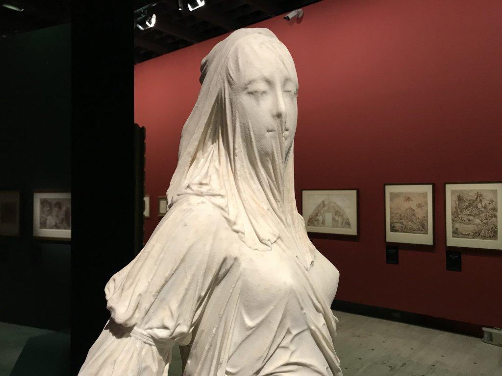 Vue de l'exposition Eblouissante Venise, les arts et l'Europe au XVIIIe siècle - Grand Palais (26)